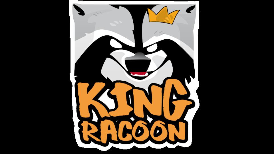 KingRacoon Logo - Partnernetzwerk Rebelworks